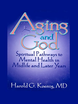 cover image of Aging and God