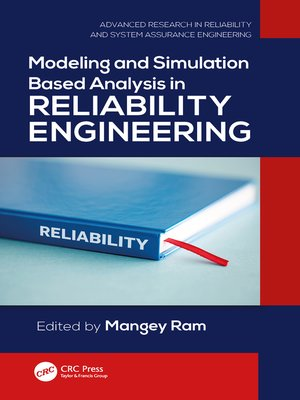 cover image of Modeling and Simulation Based Analysis in Reliability Engineering