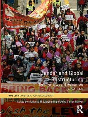 cover image of Gender and Global Restructuring