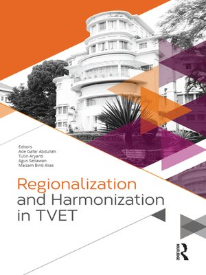 cover image of Regionalization and Harmonization in TVET