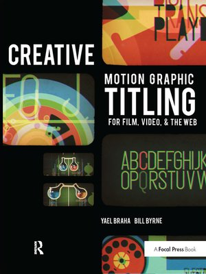 cover image of Creative Motion Graphic Titling
