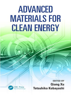 cover image of Advanced Materials for Clean Energy