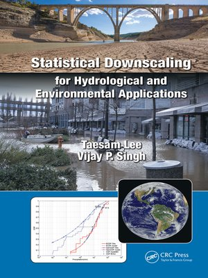 cover image of Statistical Downscaling for Hydrological and Environmental Applications