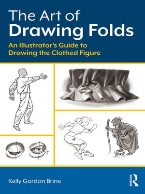 cover image of The Art of Drawing Folds