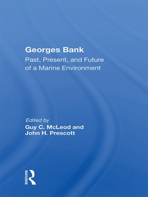 cover image of Georges Bank