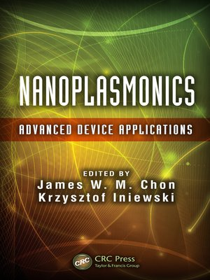 cover image of Nanoplasmonics