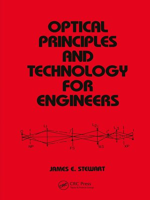 cover image of Optical Principles and Technology for Engineers