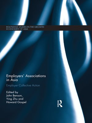 cover image of Employers' Associations in Asia