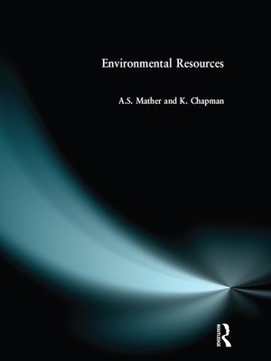 cover image of Environmental Resources