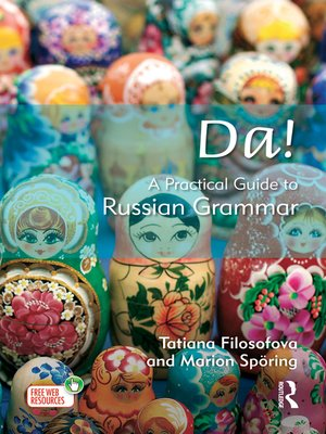 cover image of Da! a Practical Guide to Russian Grammar