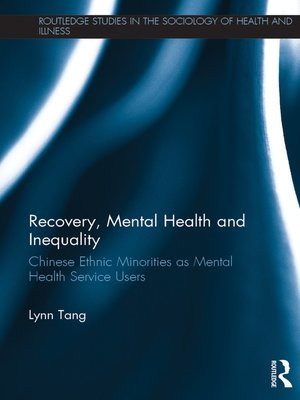 cover image of Recovery, Mental Health and Inequality