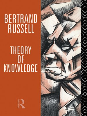 cover image of Theory of Knowledge