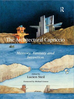 cover image of The Architectural Capriccio