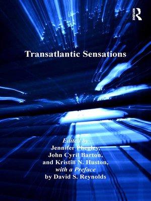 cover image of Transatlantic Sensations