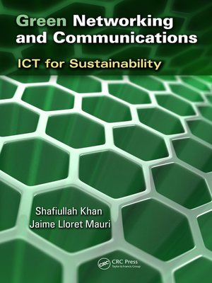 cover image of Green Networking and Communications