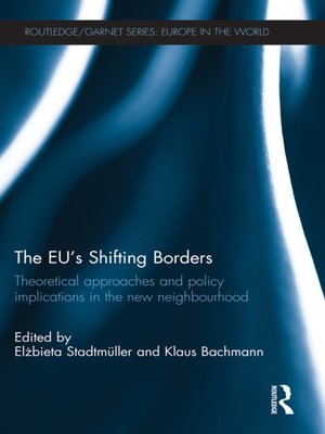 cover image of The EU's Shifting Borders