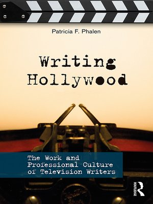 cover image of Writing Hollywood