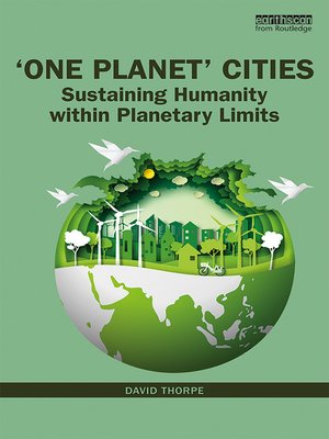 cover image of 'One Planet' Cities