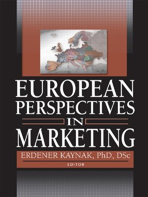 cover image of European Perspectives in Marketing