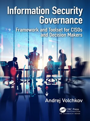 cover image of Information Security Governance
