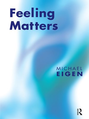 cover image of Feeling Matters
