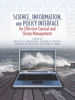 cover image of Science, Information, and Policy Interface for Effective Coastal and Ocean Management