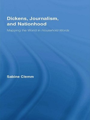 cover image of Dickens, Journalism, and Nationhood