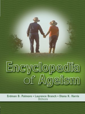 cover image of Encyclopedia of Ageism