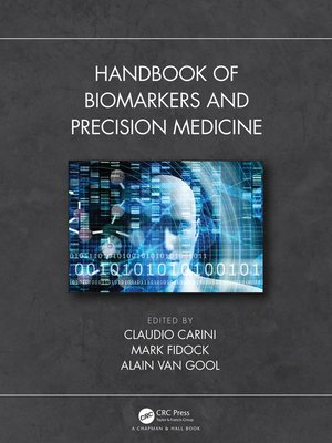 cover image of Handbook of Biomarkers and Precision Medicine