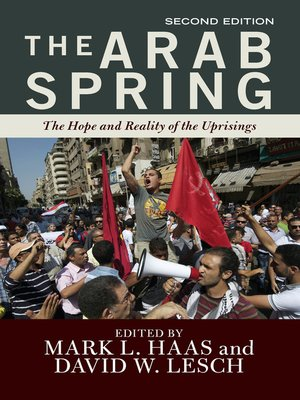 cover image of The Arab Spring