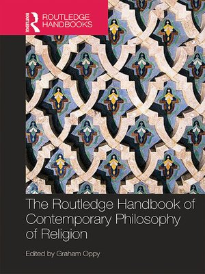 cover image of The Routledge Handbook of Contemporary Philosophy of Religion