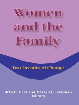 cover image of Women and the Family