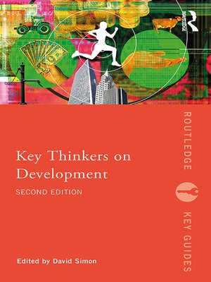 cover image of Key Thinkers on Development