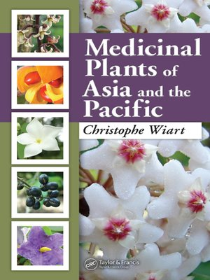 cover image of Medicinal Plants of Asia and the Pacific