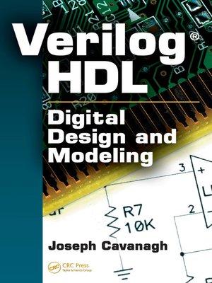 cover image of Verilog HDL
