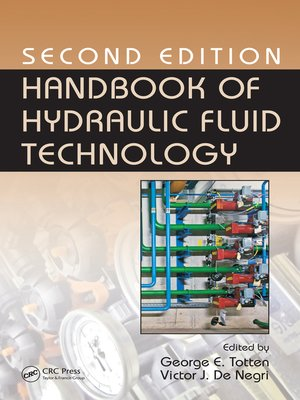 cover image of Handbook of Hydraulic Fluid Technology