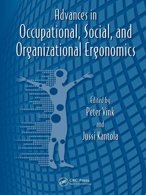 cover image of Advances in Occupational, Social, and Organizational Ergonomics