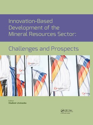 cover image of Innovation-Based Development of the Mineral Resources Sector