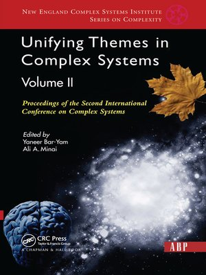 cover image of Unifying Themes In Complex Systems, Volume 2