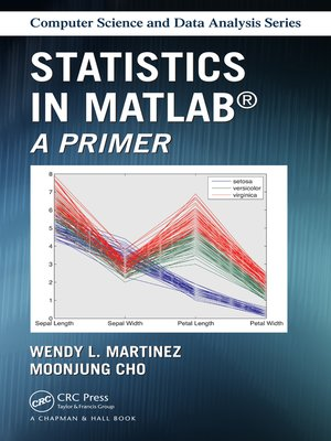 cover image of Statistics in MATLAB