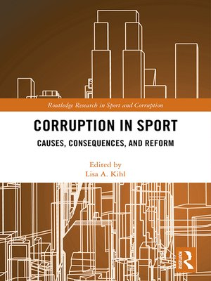 cover image of Corruption in Sport