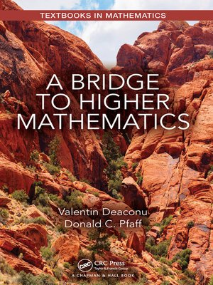 cover image of A Bridge to Higher Mathematics