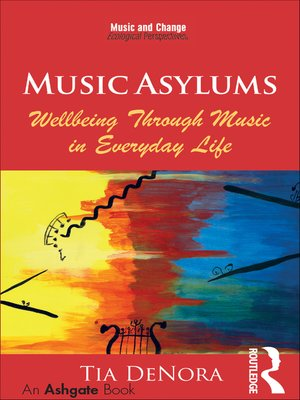 cover image of Music Asylums
