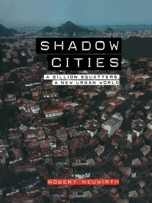 cover image of Shadow Cities