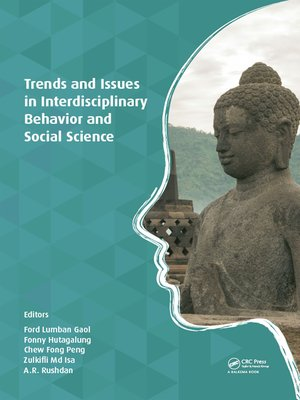 cover image of Trends and Issues in Interdisciplinary Behavior and Social Science