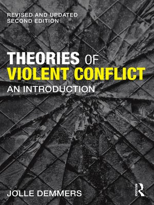 cover image of Theories of Violent Conflict