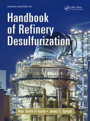 cover image of Handbook of Refinery Desulfurization