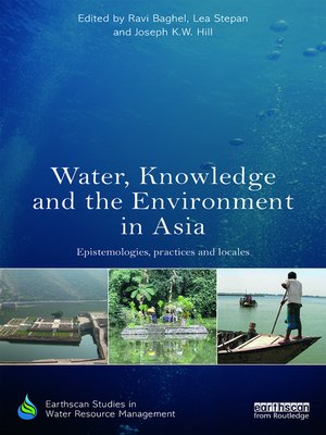 cover image of Water, Knowledge and the Environment in Asia