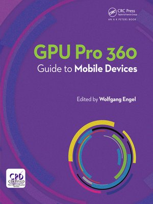 cover image of GPU Pro 360 Guide to Mobile Devices