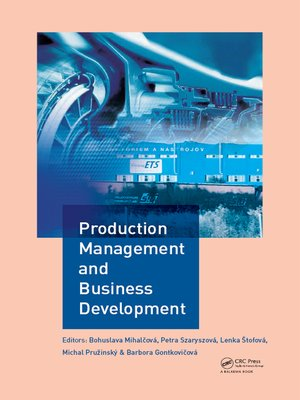 cover image of Production Management and Business Development